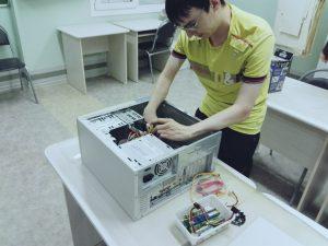 Курсы по ремонту компьютеров Учебный центр ПРОФИ
