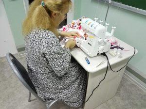 Обучение пошиву платья Учебный центр ПРОФИ