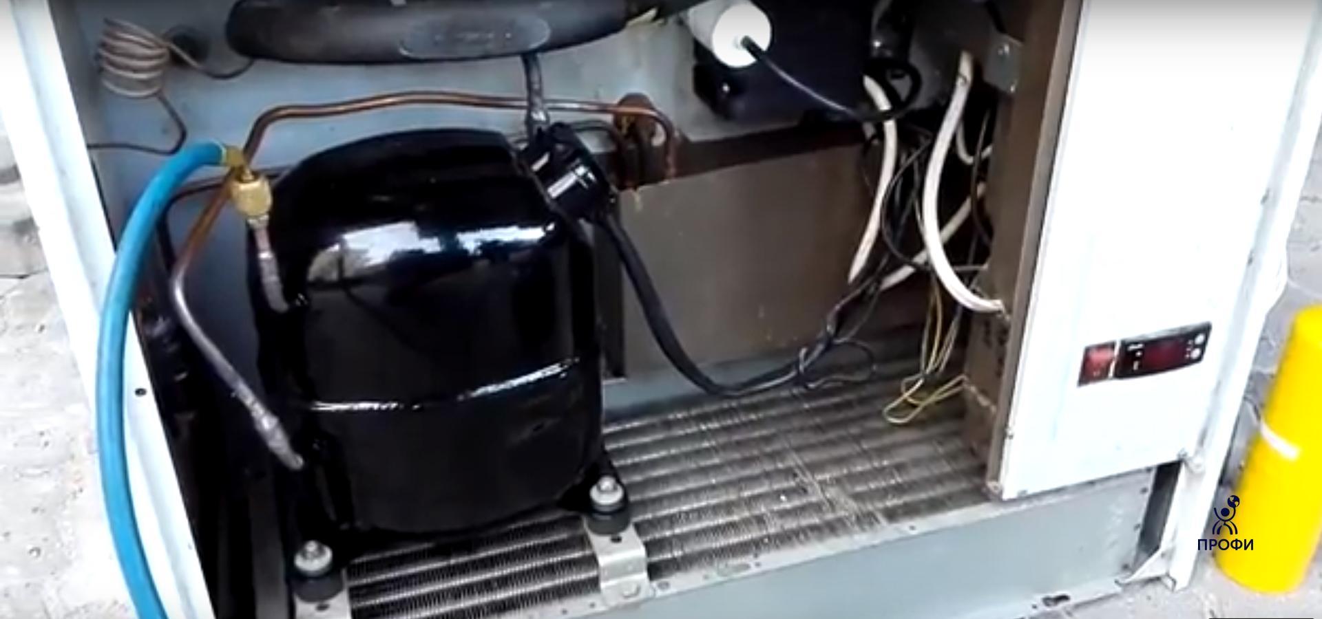 обучение механик по ремонту холодильного оборудования